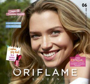 Oriflame haziran katalog görseli